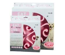 Eat Slow Feeder Rosa Small ca.30cm für mittelgroße und große Hunde
