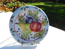 "New listing Heritage Mint Ltd. Black Forest Fruits Salad Plate-8""-"