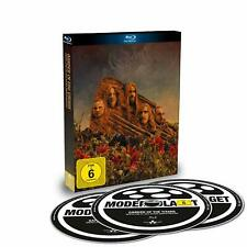 OPETH Garden Of The Titans Live At Red Rocks Amphitheatre Blu-ray + 2-CD NEW