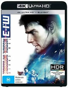 Mission Impossible 3 UHD