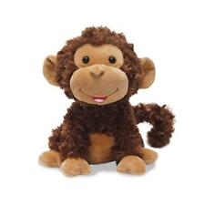 Monkey Stuffed Animal Plush Toy Kids Toddler Baby Sounds Music Gift Boy Girl NEW