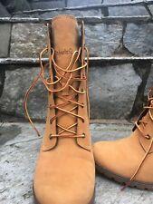 Timberland Earthkeepers Glancy Women's Boot Size 9.5 Waterproof Heels