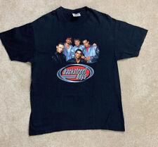 Backstreet Boys Tour Shirt Large 1998 Winterland Rare 90s Band Tee VTG Vintage