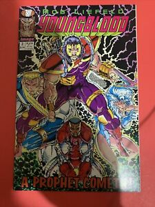 Youngblood #2 Image Comic Book Rob Liefeld June 1992 First Print 1 Appearance