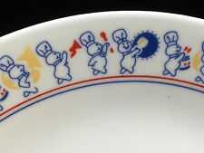 "Corning Glass Corelle PILLSBURY DOUGHBOY Dinner Plate 10.25"""