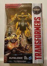 transformers bumblebee deluxe class figure premier edition