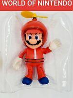 World of Nintendo Figure - Propeller Mario with Coin Super Mario Bros Jakks