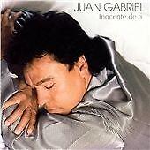 Juan Gabriel : Inocente De Ti CD