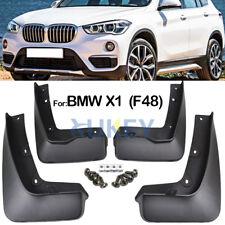 Fit For BMW F48 X1 Front Rear Mud Flaps 2016-2020 28iX, 28is Splash Guards 4Pcs