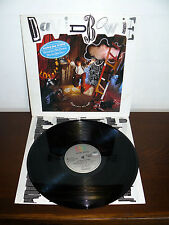 DAVID BOWIE  LP NEVER LET ME DOWN    MADE IN EEC   1987   INNER