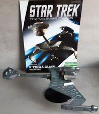 Star Trek Klingonischer Bird-of-Prey Raumschiff #18 (Classic) 22-cm Sondermodell