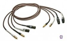 Analysis Plus Chocolate Oval-In RCA or XLR interconnect pair 2.0M - New