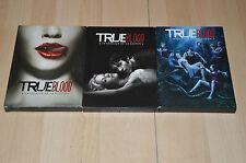 lot 3 Coffrets DVD TRUE BLOOD intégrales saison 1 2 et 3 - VF