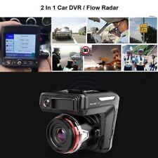 2in1 HD 1080P Car DVR Camera Recorder Radar Laser Speed Detector Dash Cam New