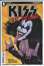 KISS: THE DEMON #1 - KYLE STRAHM COVER A - DYNAMITE ENTERTAINMENT/2017