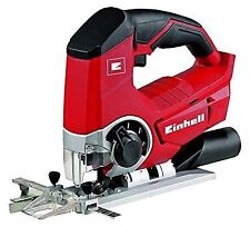 Einhell Te-js 18 Li Solo Power X-change 18 V Cordless Lithium Jigsaw With Action