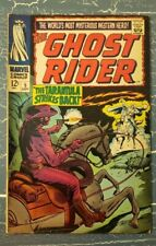 Ghost Rider 5 Marvel Western 1967 Silver Age Comic Tarantula - Combined shipping