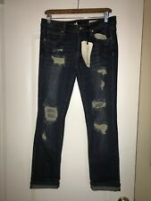 Fashion Nova Stretch  Distressed Size 11 NWT!