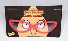 "Bob's Burgers Linda Belcher Novelty Glasses 5.5"", Dress Up, Costume, Halloween"