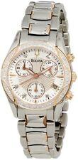 """Bulova Women's 98R149 """"Anabar"""" Stainless Steel Watch - Needs Repair"""