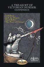 A TREASURY OF VICTORIAN MURDER COMPENDIUM VOL #1 TPB NBM Graphic Novels TP