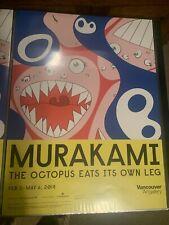 "NEW Takashi Murakami ""Klein's Pot"" Art Print Poster Vancouver art Gallery"