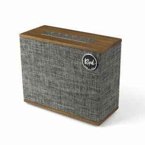 Klipsch Heritage Series Groove Portable Bluetooth Speaker - Walnut