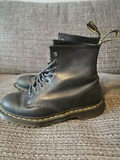 Dr Martens Boots - Navy UK 7