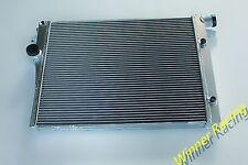 Aluminum Radiator Fit BMW E28 M5 84-87; M6/M635 CSI 83-89 S38/M88 3.5L L6 A/T
