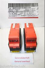 Sew Eurodrive Frequenza MCF41A0110-5A3-4-00 Inverter 16,8 Kva Generalü