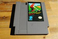 Jeu GOLF pour Nintendo NES