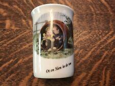 Vintage ROYAL SCHWABAP Porcelain Cup. Ot En Sien In De Ton