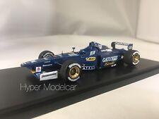 TAMEO KIT 1/43 F1 Prost JS45 Mugen #14 J. Trulli Season 1997