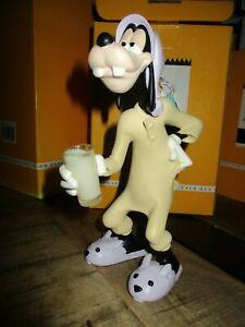 Démons&merveilles-Disney-Statuette Dingo-Rarissime-En boite-1990-comme neuve