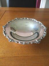 Asprey Solid Silver Bowl. Hallmarked Birmingham 1931.