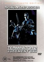 Terminator 2 - Judgment Day (DVD, 2004)  - FREE POST