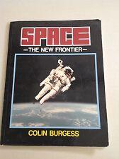 SPACE THE NEW FRONTIER  BEST SELLER  BOOK , RARE COLLECTORS BARGAIN  STAR TREK