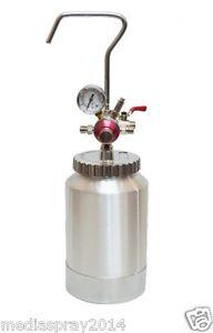 UPT 2X - Serbatoio sotto pressione da 2 litri - uscita superiore