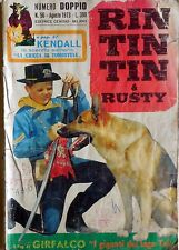 RIN TIN TIN & RUSTY N.56 1973 CENISIO FUMETTO