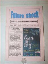 FANZINE SF FANTASCIENZA - FUTURE SHOCK n.64 Ottobre 2013 Alien Dick vonTrier