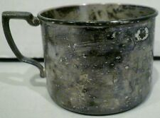 Nursery Silver Plate Baby Cup 58204