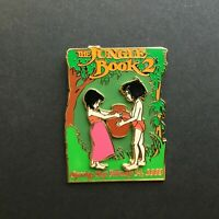 WDW - Jungle Book 2 Opening Day - 3D Disney Pin 19791