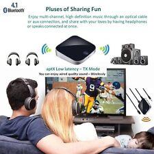 2in1 Wireless Bluetooth 4.1 Transmitter & Receiver Digital Optical TOSLINK&SPDIF