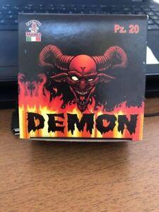 Petardo Demon 20 pezzi omologati libera vendita, CAPODANNO FESTA STADIO, CAT.P1