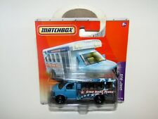 Matchbox Superfast 2010 No 44 GMC Bus Blue Star Home Tours MIB