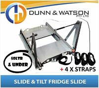 Slide & Tilt Fridge Slide - 50Ltr & Under (Waeco, Engel, ARB, Heavy Duty)