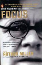 Arthur Miller Focus Signed Autograph 1st Edition Book
