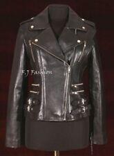 Hüftlange Größe 46 Jacken, Mäntel & Westen aus Leder