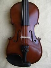 New 1/2 violin (One piece back plate)-#4802
