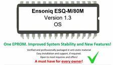 Ensoniq ESQ-M - Version 1.3 Firmware OS Update for SQ-80M ESQM Rack *Custom*